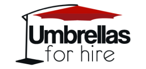 Umbrellas for hire logo
